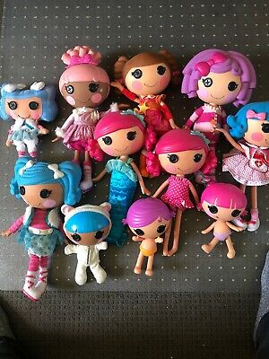 Lalaloopsy Collection with Assorted Accesories
