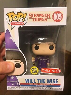 Funko Pop! Will the Wise Stranger Things Target Exclusive Glows in the Dark