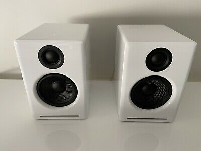 Audioengine A2+ White (Pr.) 2-way Powered Speaker System.