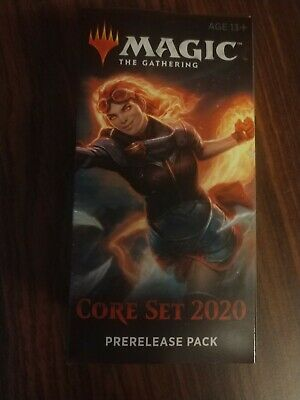 Magic The Gathering MTG Core Set 2020 Prerelease Kit Pack Factory Sealed