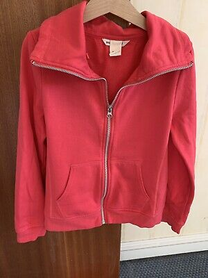 Girls H&M Tracksuit Jacket Age 8-10 Years
