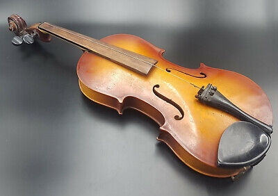 Ancien Violon Antique Old Violin 7/8