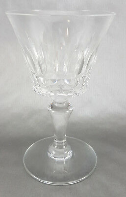 BACCARAT PICADILLY - VERRE a VIN BLANC en CRISTAL TAILLE - WHITE WINE GLASS