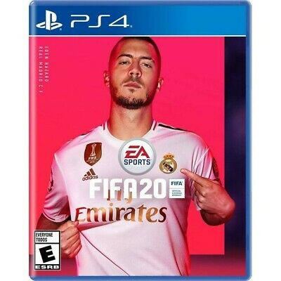 NEW! FIFA 20 Standard Edition - PlayStation 4 - PS4