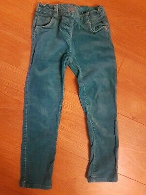 Next Girls Cord Trousers 5 Years