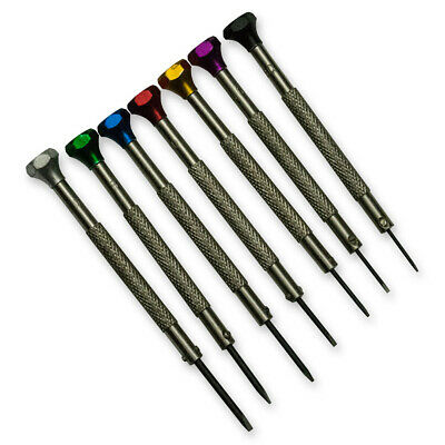 Anchor Good Quality Watchmakers Screwdrivers set SPARE BLADES watch repair tool