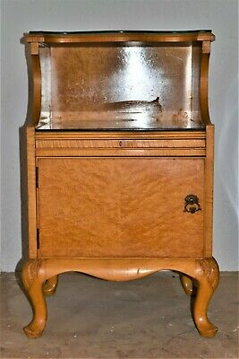 Art Deco Majority Bedside Table from circa 1930's - Collection EN4 8EP