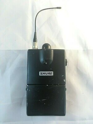 Shure PSM700 P7R receiver 722-746 MHz IEM wireless in-ear monitors P7R-HF PSM