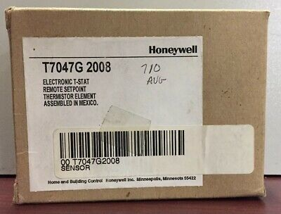 HONEYWELL 710 ohm TEMPERATURE SENSOR, USED WITH T7300, AVERAGING ONLY T7047G2008