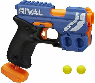 NERF Rival Knockout XX-100 Blaster -- Round Storage, 85 FPS Velocity, Breech...