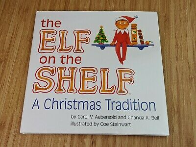 The Elf on the Shelf - BOOK ONLY! - A Christmas Edition - Boy Elf Book
