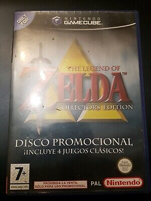 The Legend of Zelda - Collector's Edition (GameCube, 2003)