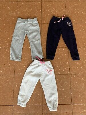Girls Clothes Bundle Age 3-4 Years Jogging Bottoms