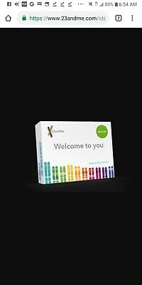 23andMe DNA Test - Ancestry Service
