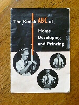 The Kodak ABC of Home Developing and Printing, June 1951