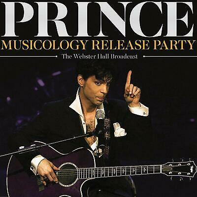Prince - Musicology Release Party - CD - *sealed*