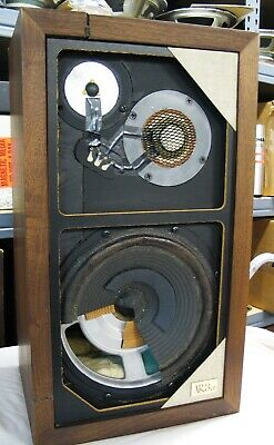 """Acoustic Research AR-3a """"Cutaway"""" Display Speaker, Special Unit, Extremely Rare"""