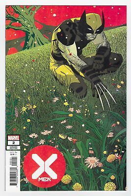 X-Men #2 Nm Marcos Martin 1:25 Variant Cover Marvel Comics 2019 Wolverine