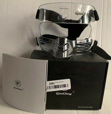 PRO GRIP GOGGLE FACE MASK PG3250 nose protector enduro woods