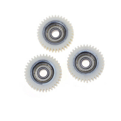 3X Lot Diameter:38mm 36Teeths- Thickness:12mm Electric vehicle nylon gear MS
