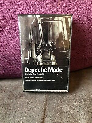 Depeche Mode - People Are People Cassette Tape