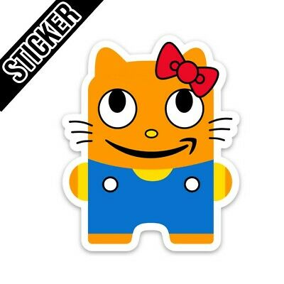 *LIMITED STOCK* AMAZON Hello Kitty Peccy Sticker (SHIPS 12/03)