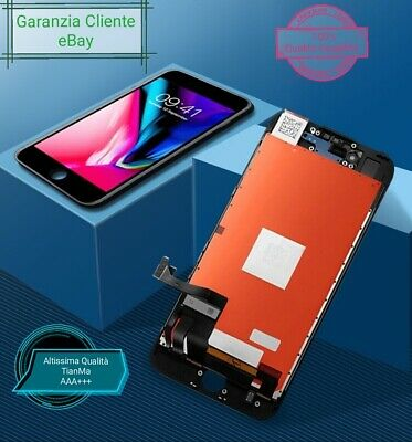 Lcd Per Apple Iphone 8 Display Originale Tianma Touch Screen Con Frame 8G