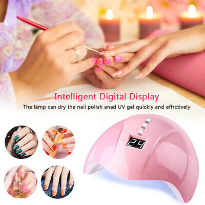 Nail Dryer LED Lamp UV Light for Nails Polish Gel Machine Electric Manicure 36W*