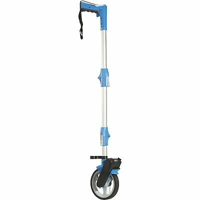 Empire 150mm surveyers engineers measuring wheel, folding with bag, boxed