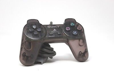 Joypad Sony PLAYSTATION 1 PS1 Psx Psone Controller Official SCPH-1080 Clear