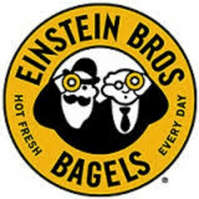 (6) Einstein Bros. Bagels Coupons! Exp: 12/15/19-1/21/20 20% off purchase/More!