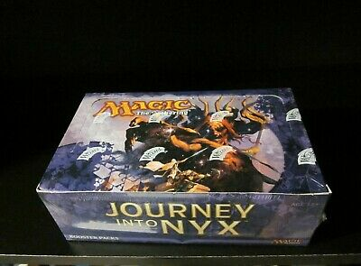 ENGLISH Journey Into Nyx Booster Box (Factory Sealed)