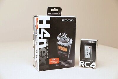 Zoom H4N Digital Recorder - Mint condition