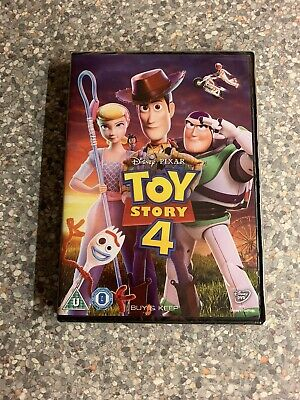 Disney Toy story 4 DVD NEW AND SEALED