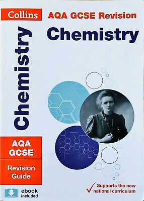 AQA GCSE Revision Guide Chemistry Collins + Ebook Science Triple