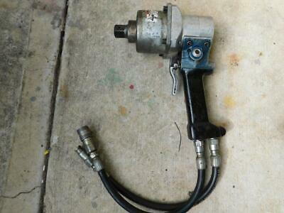 """Rcp Racine Railroad Products H1W1D 1"""" Drive Hydraulic Impact Wrench"""