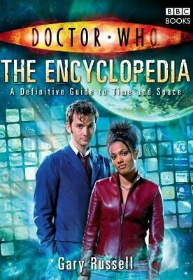 Doctor Who Encyclopedia - A Definitive Guide To Time and Space - BBC Books, Russ