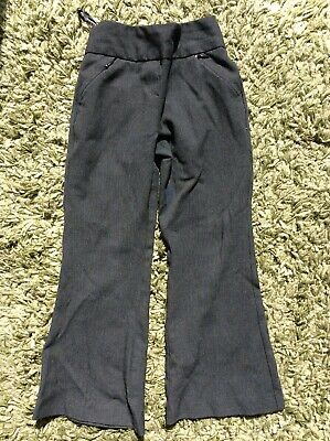 Girls John Lewis Grey School Trousers Size Age 5 Years