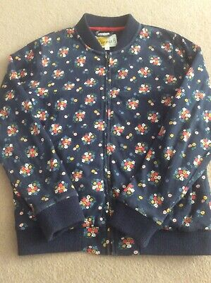 Boden Johnnie B floral padded jacket age 11-12