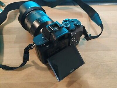 Sony α7R II 42,4 Mpx Fotocamera mirrorless - Nera con Zeiss 24-70