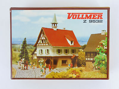 Vollmer 9532 Kit City Hall Unbuilt for Mini Club 49532 Boxed 1602-23-62