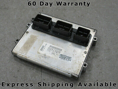 06-07 FORD F150 ECM 6L3A-12A650-CKC LIFETIME WARRANTY NO CORE.