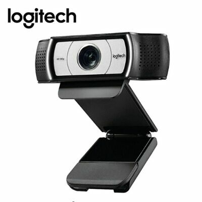 Manufacturer refurbished (Used) :Logitech C930e HD Smart 1080P Webcam with Cover