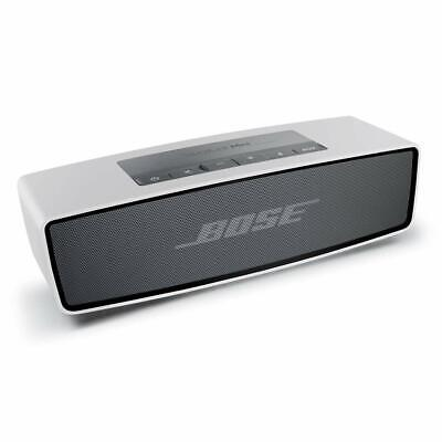Bose SoundLink Mini Bluetooth Wireless Portable Speaker - Silver