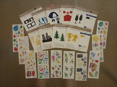 Assorted Stickers & Die-cuts Bundle # 5 -Creative Memories