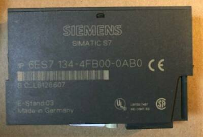 1PC NEW Siemens 6ES7 134-4FB00-0AB0 6ES7134-4FB00-0AB0 free shipping