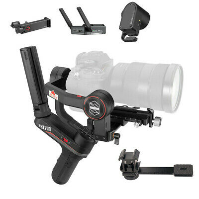 Zhiyun Weebill -S Image Transmission Pro Package 3-Axis Handheld Gimbal for DSLR