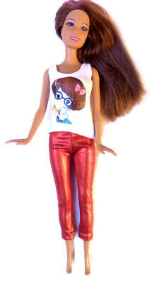 Brand new barbie doll clothes clothing outfit casual summer pants & top