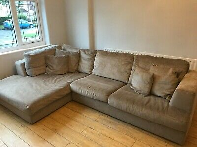 Swell Brand New Next Stratus Ii Large End Chaise Corner Sofa Rrp Ibusinesslaw Wood Chair Design Ideas Ibusinesslaworg
