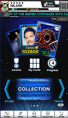 TOPPS Star Wars Card Trader • Pick Any 2 Cards From My Account for 99 Cents!